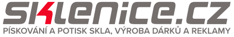Pískování a potisk skla, výroba dárků a reklamy Radim Kubík, Blansko